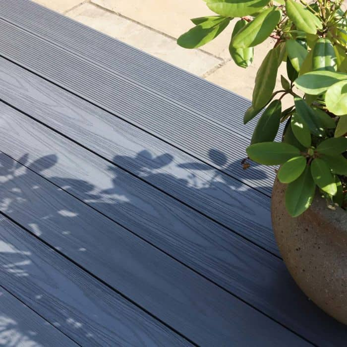 Advanced Grey Composite Decking BUY NOW