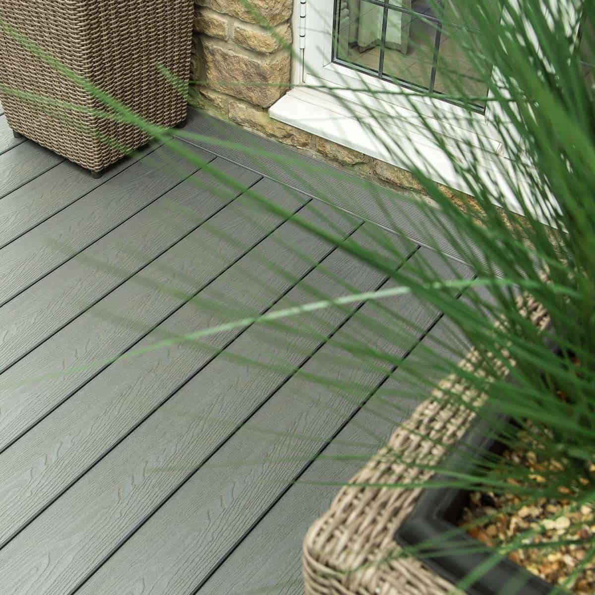 Essential Grey Composite Decking BUY NOW