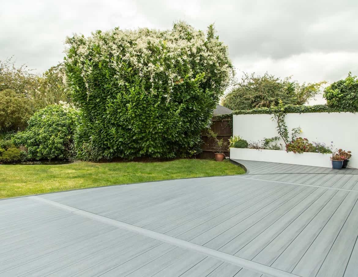 Maintenance Free Decking Boards