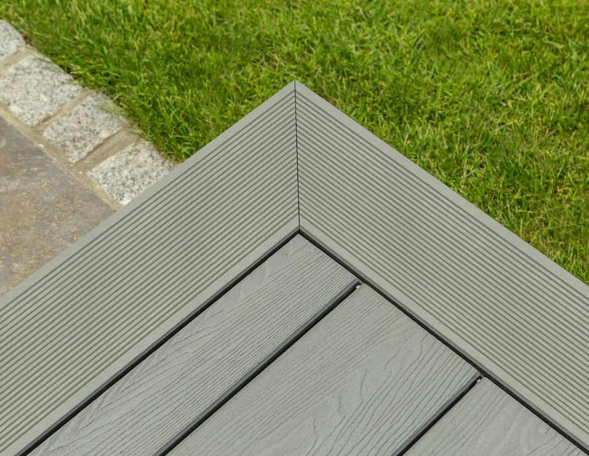 Composite Decking Edge Boards