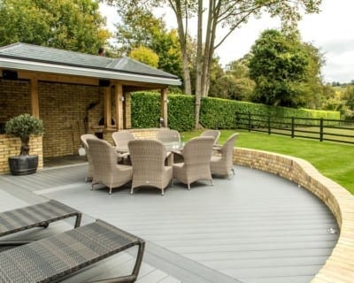 Residential Composite Decking