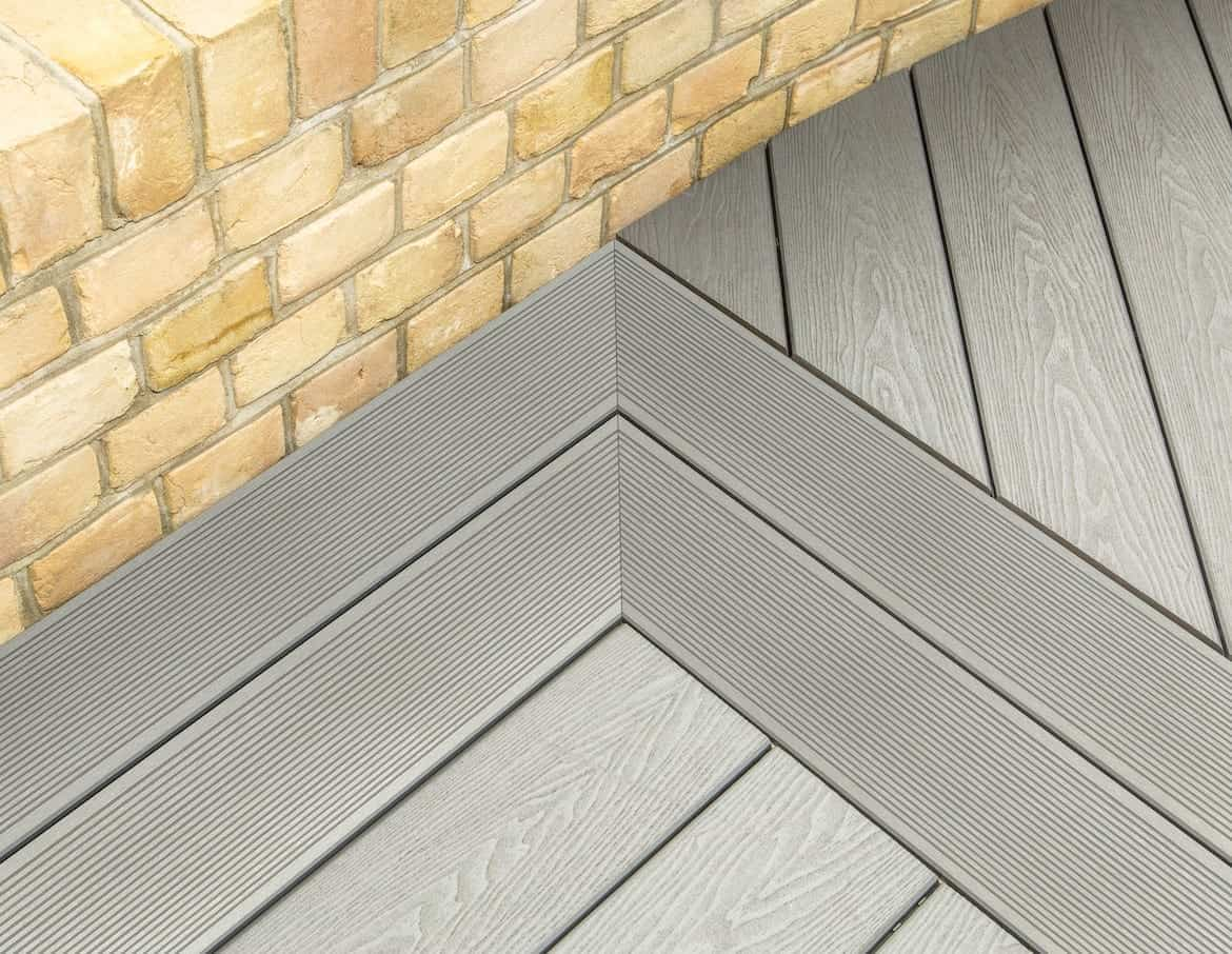 Reversible Composite Decking