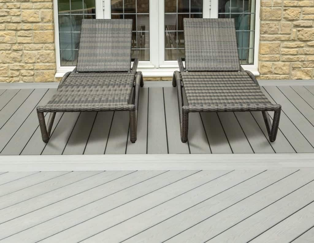composite decking design